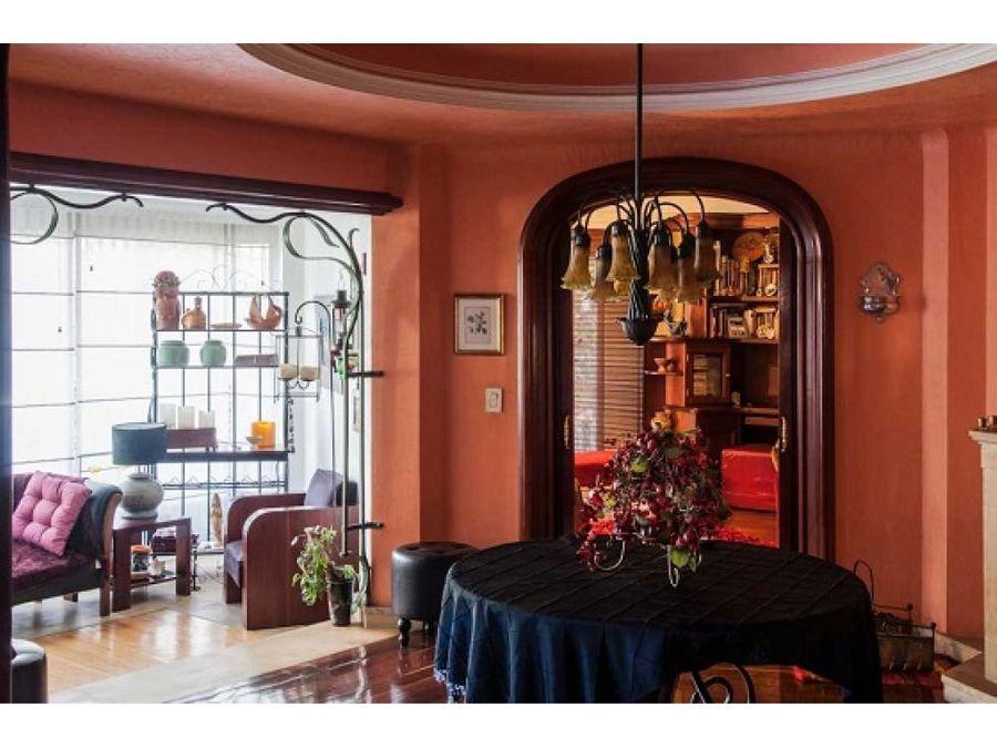 vende apartamento rosales bogota