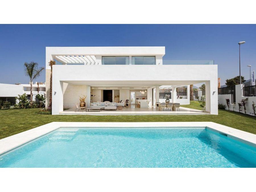 casa chalet independiente en venta rio real