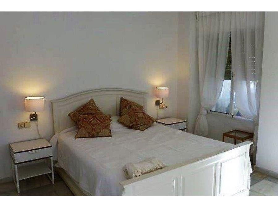villa chalet nueva andalucia costa del sol