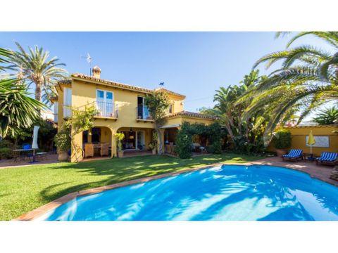villa chalet en venta y alquiler marbella