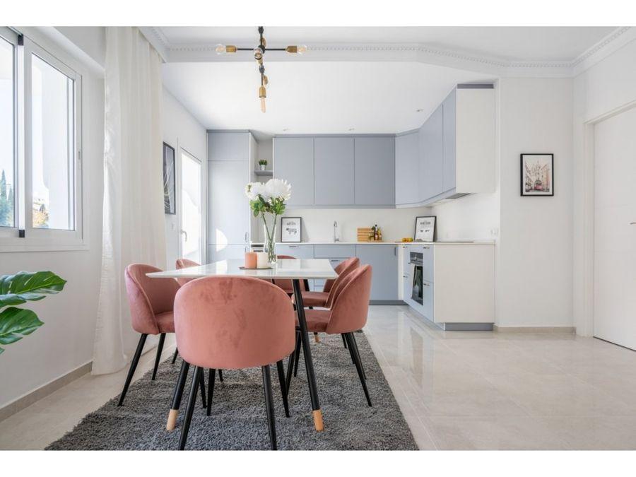 apartamento planta media nueva andalucia