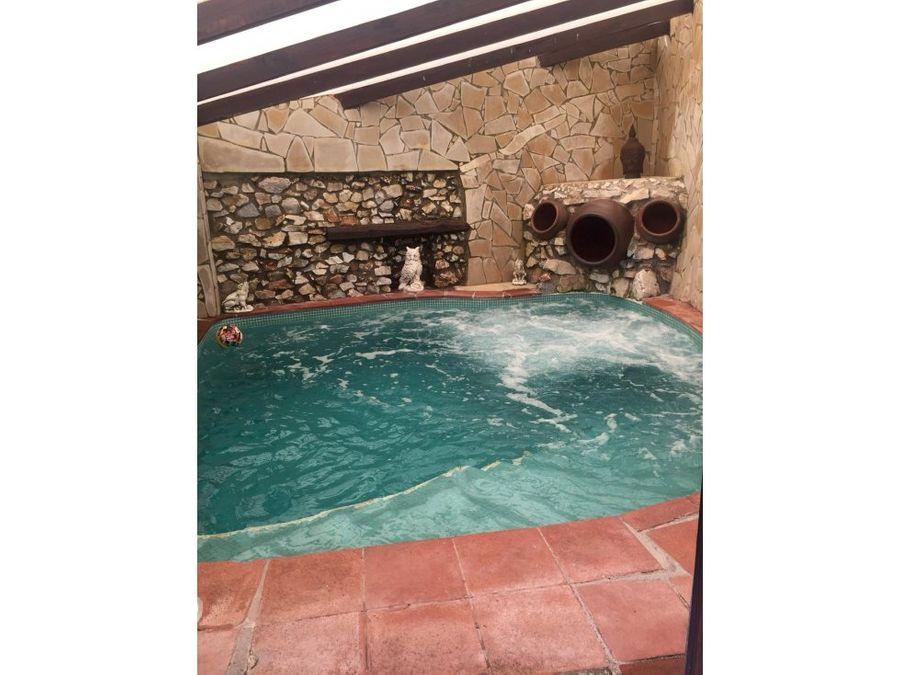 casa vacacional competa 2 dormitorios piscina 320