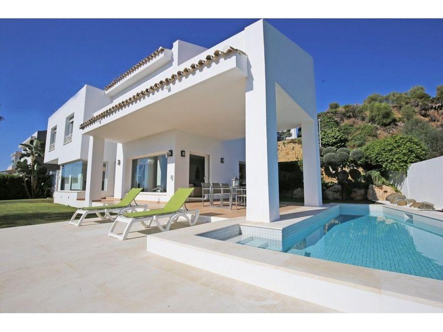 villa chalet benahavis costa del sol