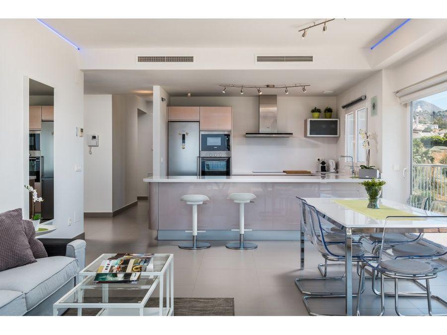 apartamento en reserva del higueron benalmadena