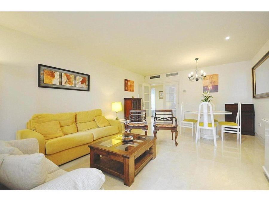 apartamento planta media en venta the golden mile