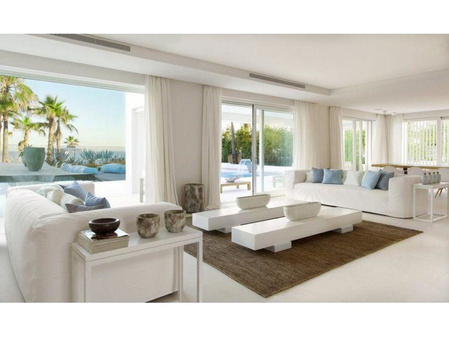 villa chalet en venta en puerto banus