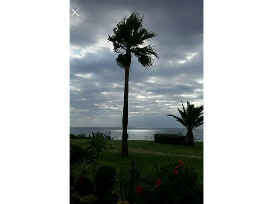 casa alquiler estepona 1a linea de playa casares