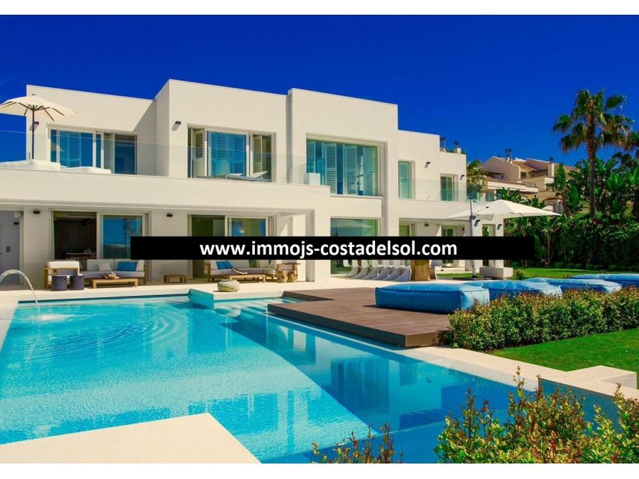 casa chalet independiente alquiler marbella