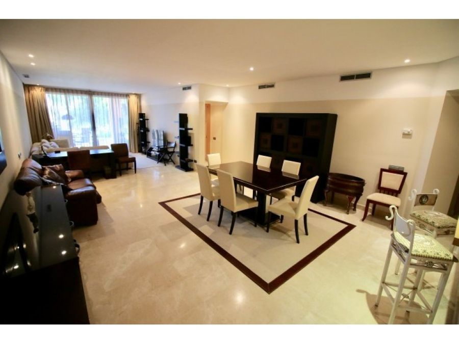apartamento planta baja the golden mile