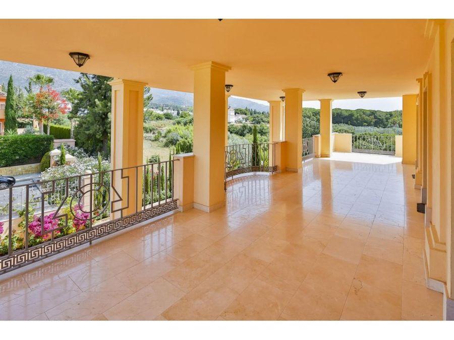 villa 5 dormitorios marbella golden milles