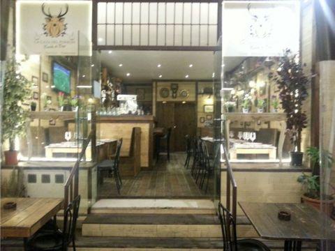 restaurante en alquiler en marbella