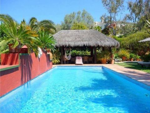 preciosa casa estilo hispano colonia 7d marbella