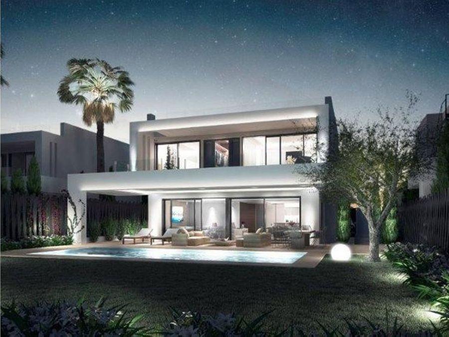 nuevas villas en marbella golden mile