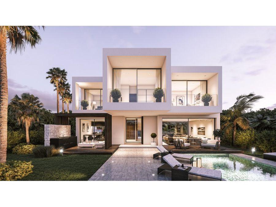 101 villas de lujo para venta en estepona