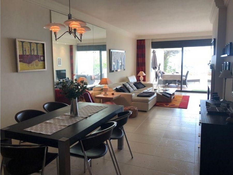 apartamento planta baja marbella costa del sol