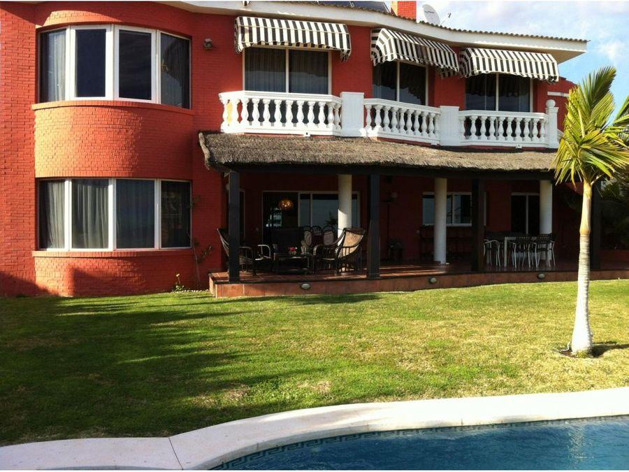 villa fuengirola 6 dormitorios zona los pacos