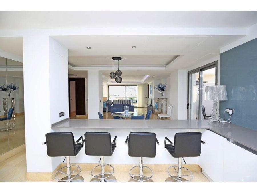 apartamento planta media benahavis marbella