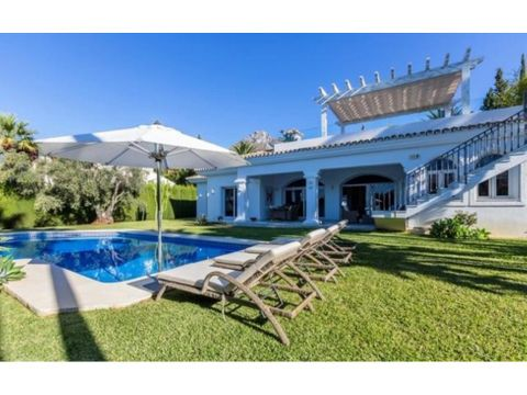 villa chalet venta o alquiler en sierra blanca