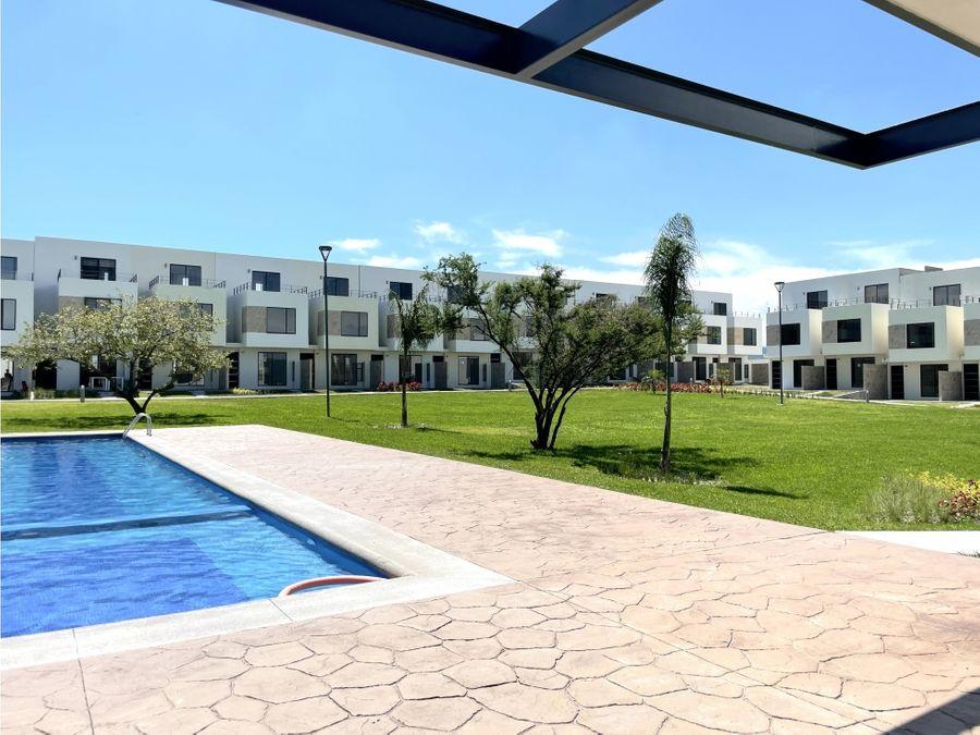 tu nueva casa en preventa de descanso en xochitepec mor
