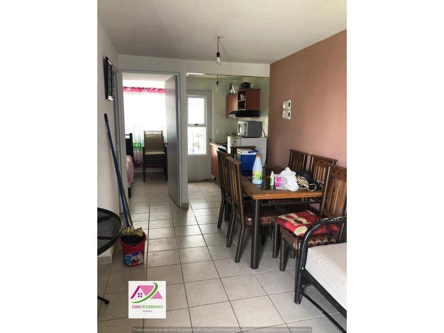 venta de casa de descanso en santa fe xochitepec morelos