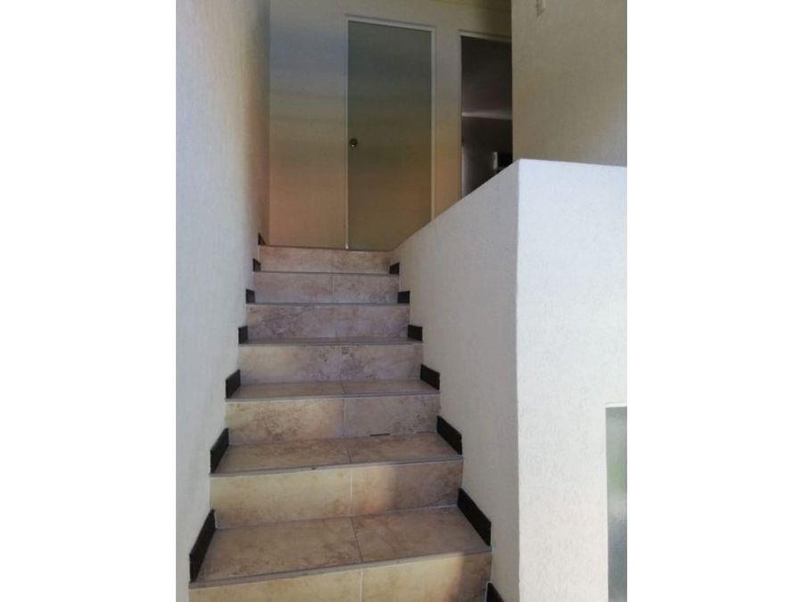 venta de casa en condominio san carlos
