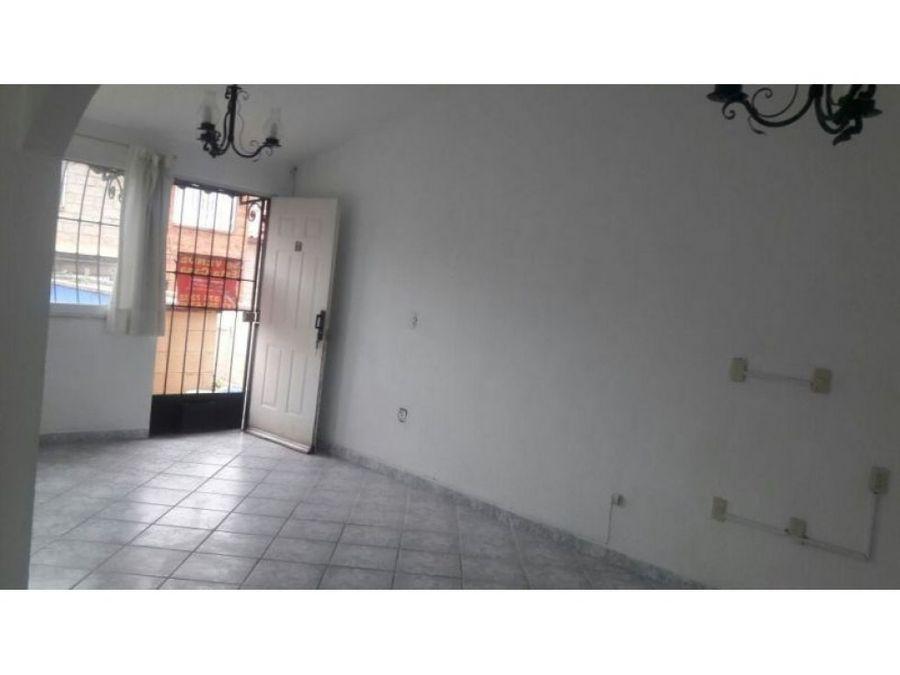 venta de casa en condominio lomas de ahuatlan