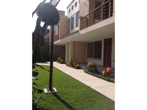 venta de casa en condominio jacarandas