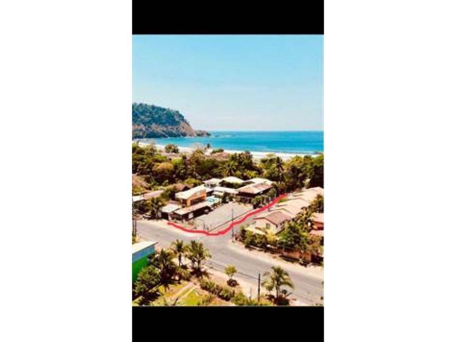 hotel esquinera a solo 75 metros de la playa