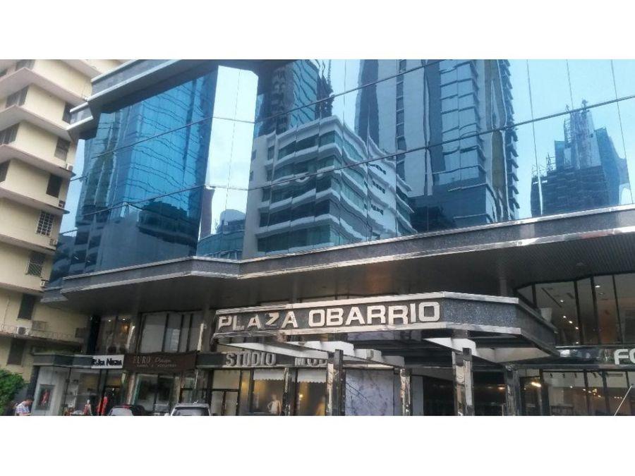 vendo local plaza obarrio
