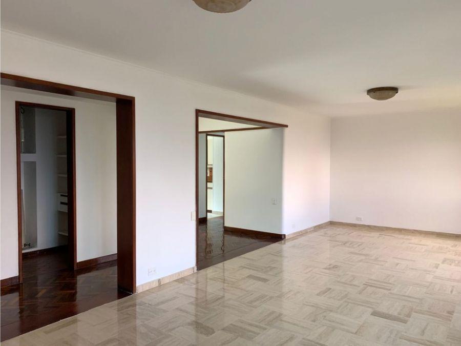 apartamento en venta poblado 190 metros