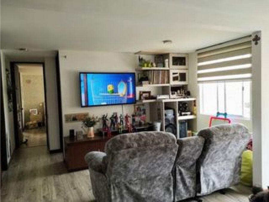 apartamento en venta en loma de los bernal 88 metros