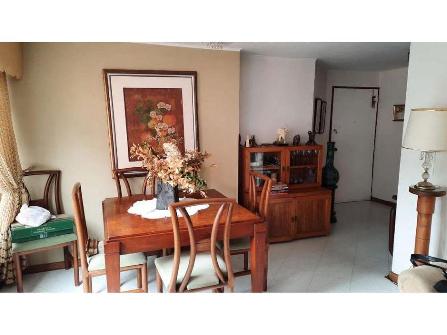 apartamento en venta la concha area 108 metros