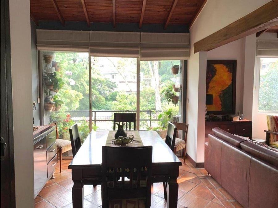 apartamento en venta poblado 90 metros