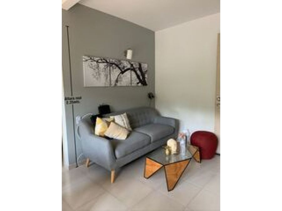apartamento en venta en caldas 55 metros