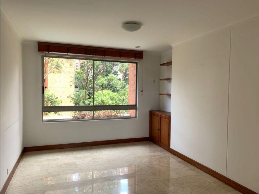 apartamento en venta poblado 188 metros