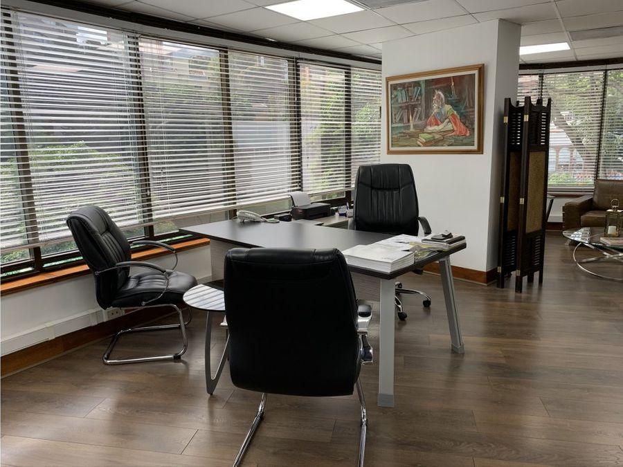 oficina en venta poblado