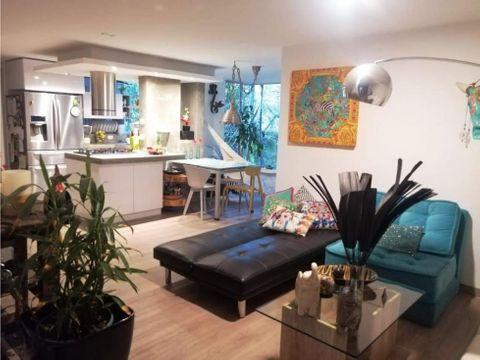 apartamento en venta poblado 107 metros