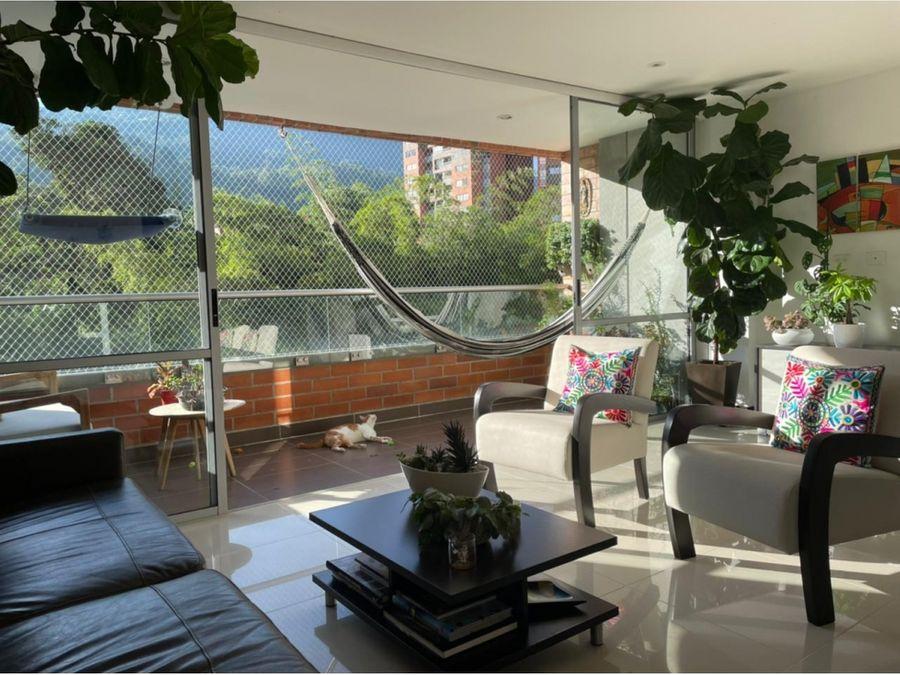 apartamento en venta envigado 124 metros