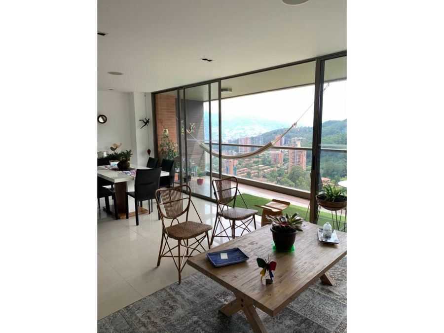 apartamento en venta poblado 118 metros
