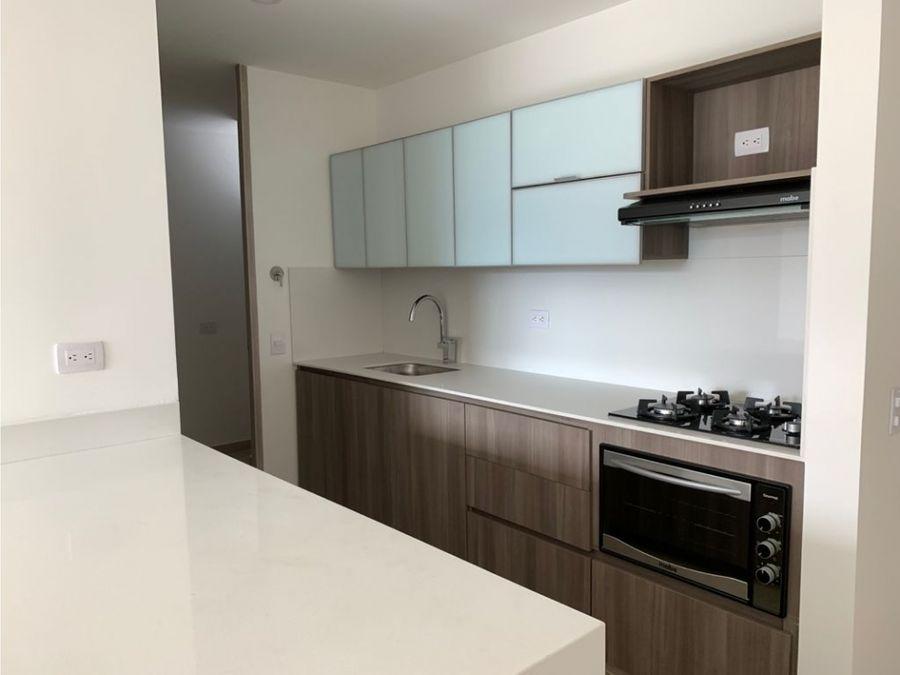 venta apartamento en el poblado 61 metros