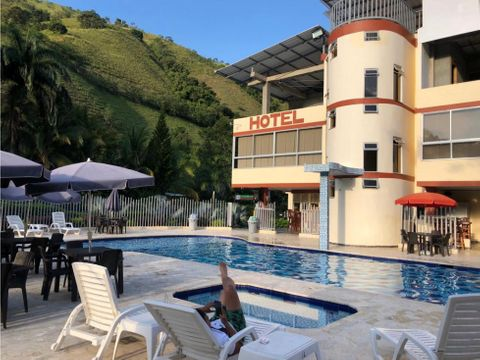 venta finca hotel ciudad bolivar antioquia