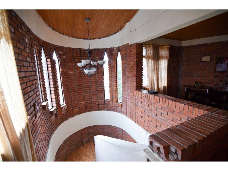 se vende casa zona residencial en san pablo