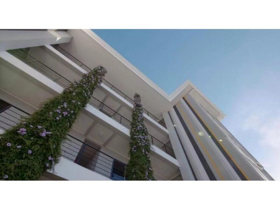 bello apartamento de 2 habitaciones en cariari