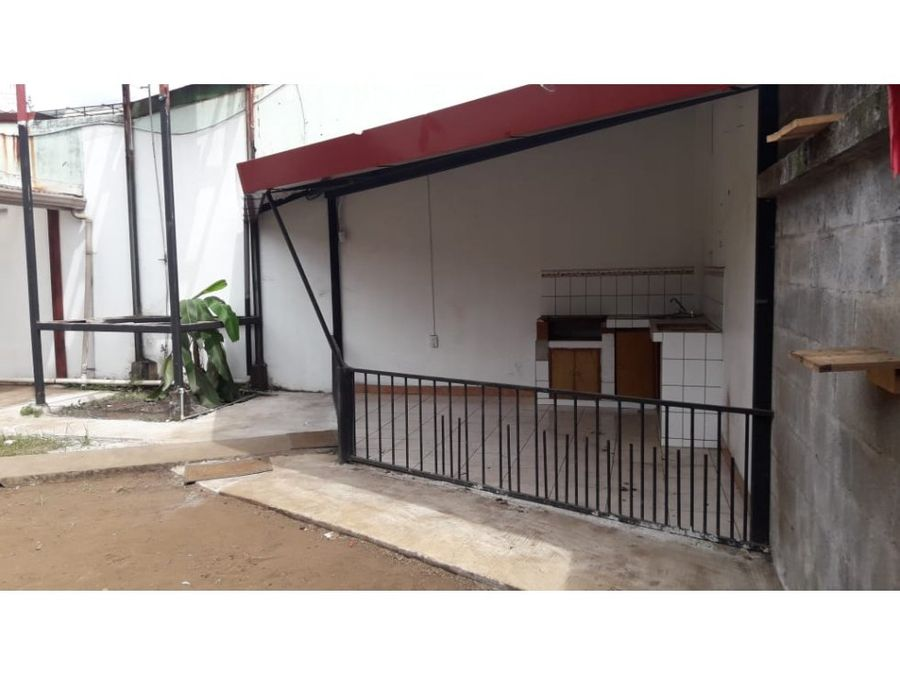 casa cerca del estadio alejandro morera alajuela