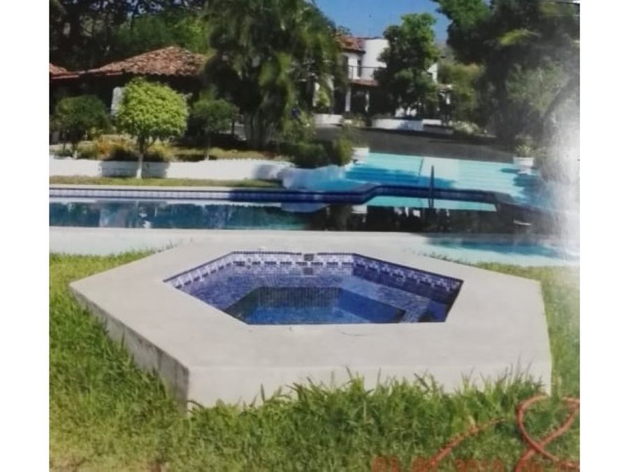 quinta con piscina en balsa de atenas