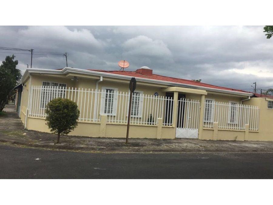 casa grande en cartago residencial el molino