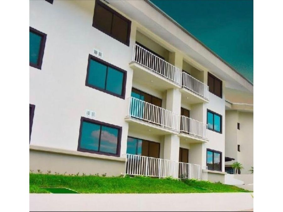 bello apartamento en condominio lomas de ayarco