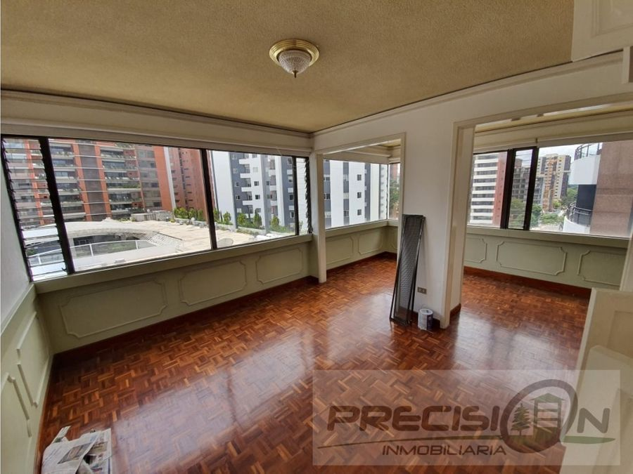 penthouse en alquiler zona 14 edificio versalles