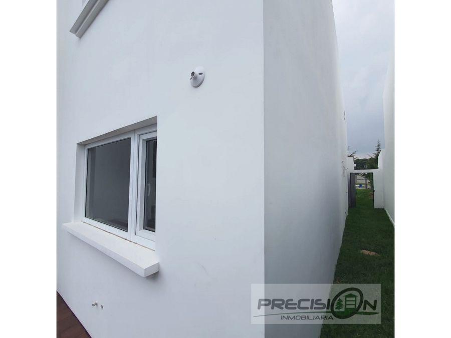 casa nueva en venta en planos km 25 condominio la fontana 1