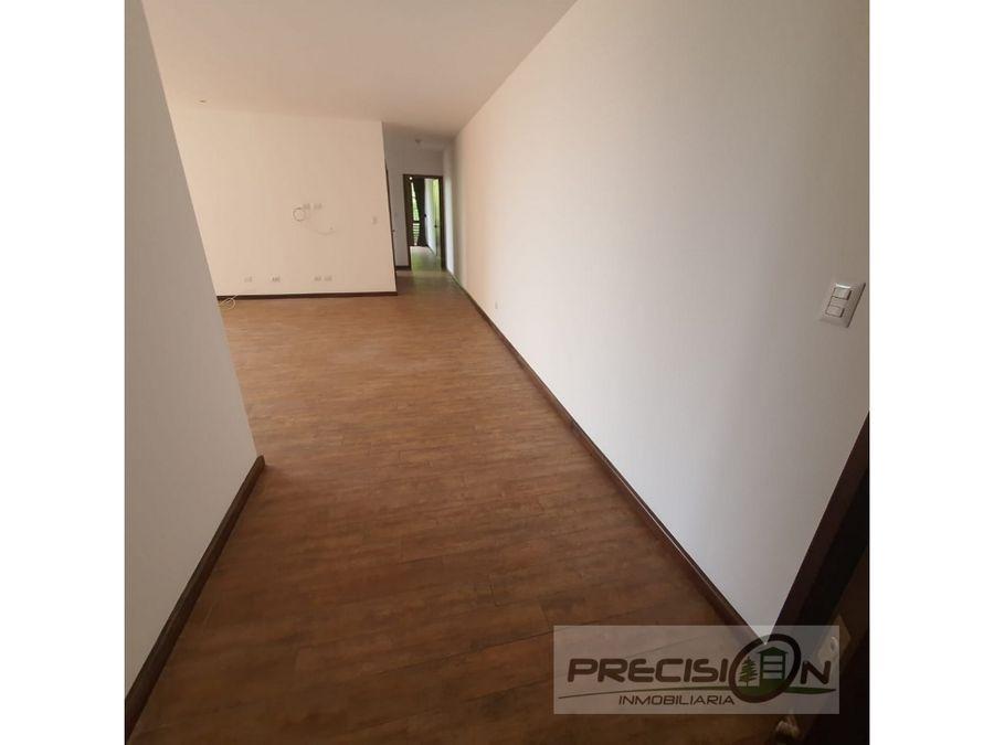 apartamento en alquiler zona 15 edificio albero 15